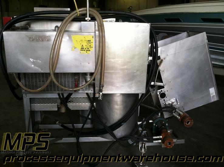 Stein JBT TM-3 Tempura Mixer