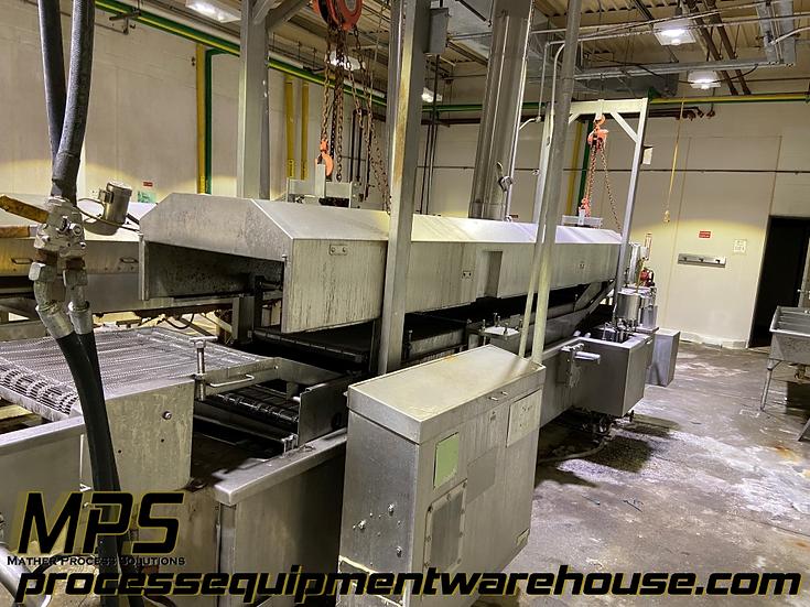 Koppens/CFS/Gea BR 300/600-350 Electric Fryer
