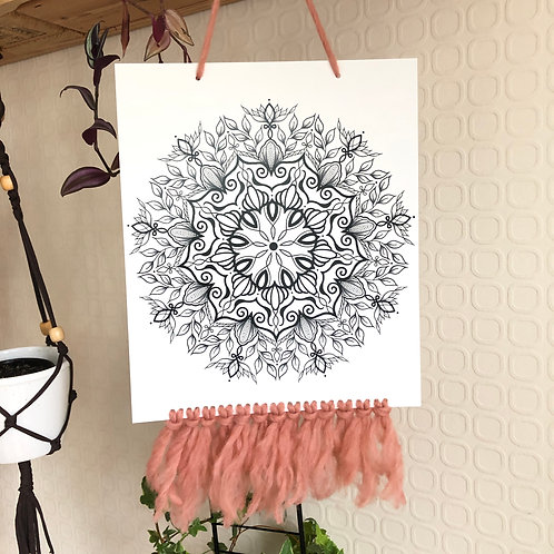 Print Mandala