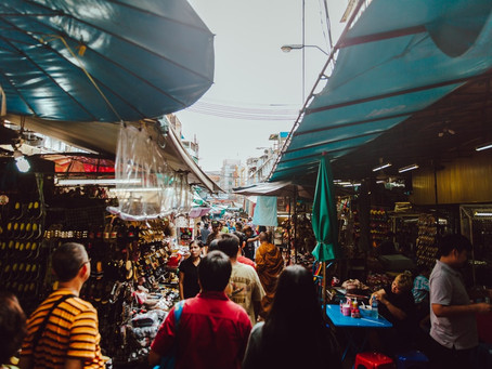 The World's Best Food Markets In The World