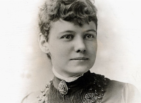 Nellie Bly: Around the World in Seventy-Two Days
