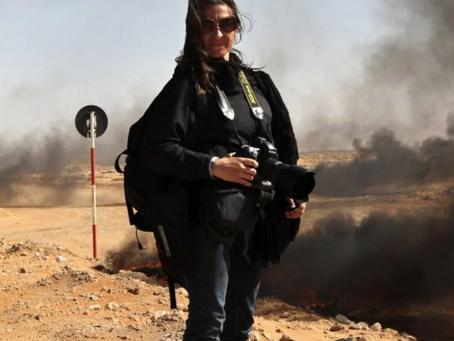 Conflict Photojournalist Lynsey Addario