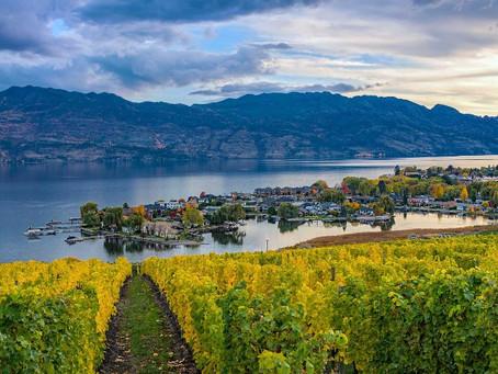 Okanagan Valley, British Columbia (Canada Wine Country)