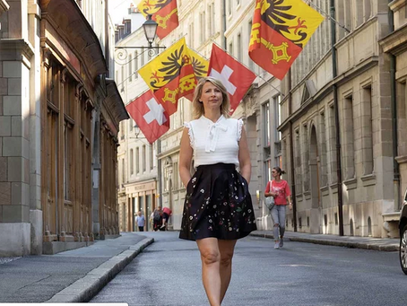 Samantha Brown & the lack of female travel show hosts