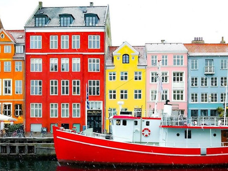 Visiting Denmark (+Copenhagen City Guide)