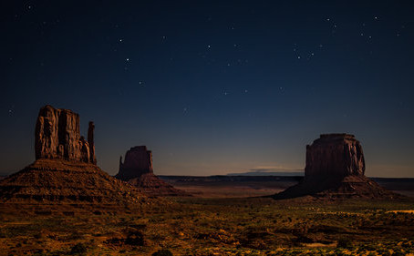 Navajo Nation & Orenda Tribe
