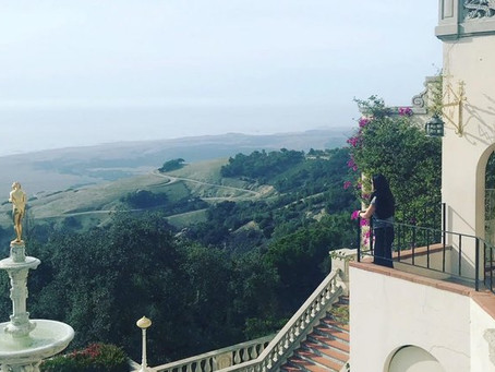 Visit Hearst Castle Via Cambria