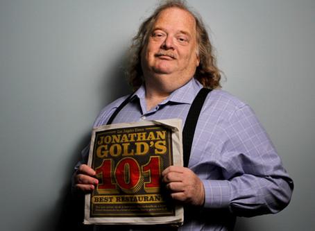 Legendary Food Critic Jonathan Gold