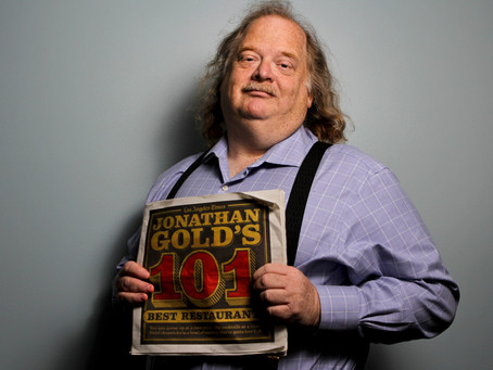 Legendary Food Critic Jonathan Gold (Honorary Oracle)