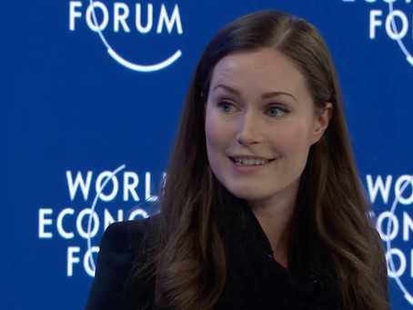 Sanna Marin: The world's youngest sitting prime minister