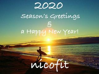 2019年も大変お世話になりました!! Season's Greetings & a Happy New Year!!