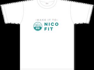 今なら会員登録で nico Tシャツプレゼント