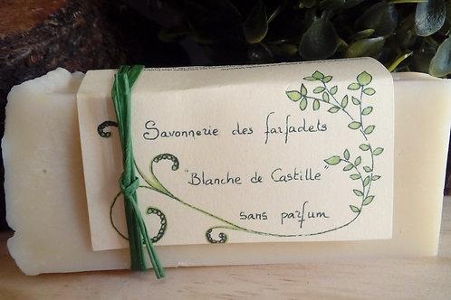 """Savon """"Blanche de Castille"""""""