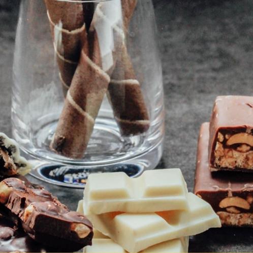 Chocolate through time