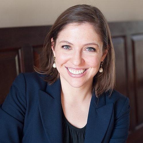 5/6 Scholars Lecture featuring Dr. Lindsay Chervinsky -- sponsor a teacher