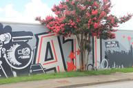 Atlanta Mural on Haynes