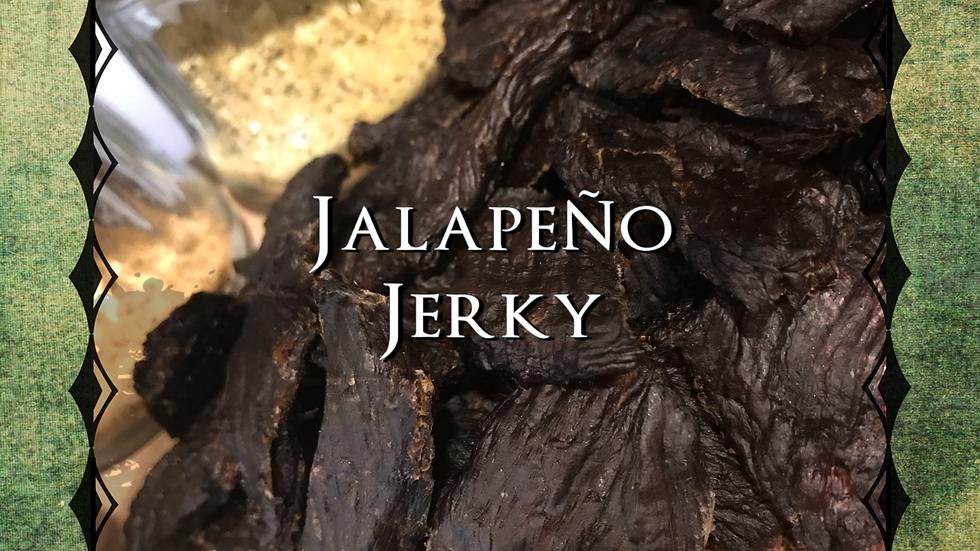 Jalapeno Pepper Jerky