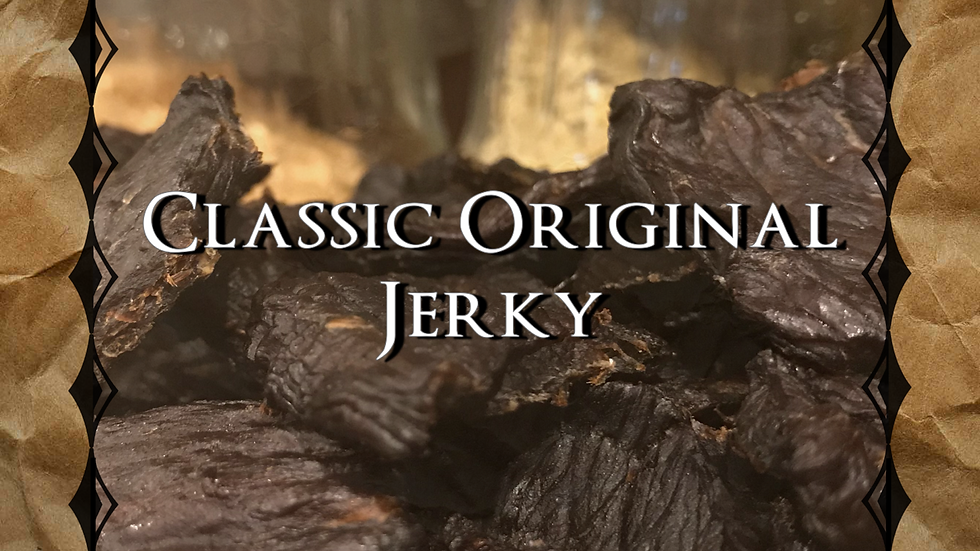 Classic Original Jerky