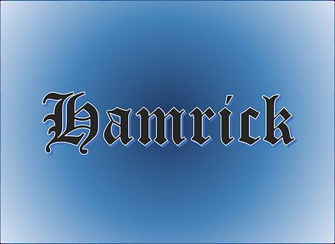 Patrick Hamrick