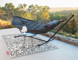 Hamac & tapis Carpet Diem