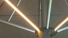 NOUVEAUTÉ : LE PARASOL FORTELLO® LED