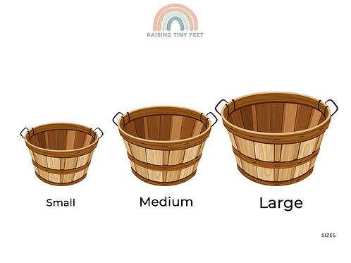 Sizes, Comparison, Measuring