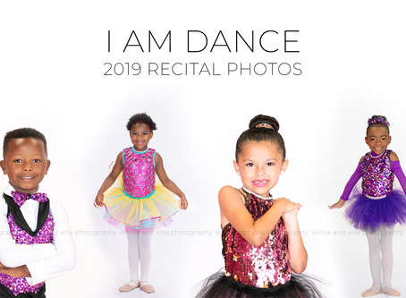 I AM Dance | 2019 Recital