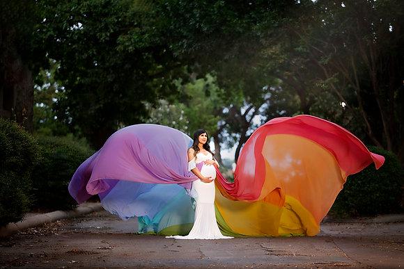 Rainbow Promise Skirt