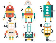 Robot Counting-www.raisingtinyfeet.com.j