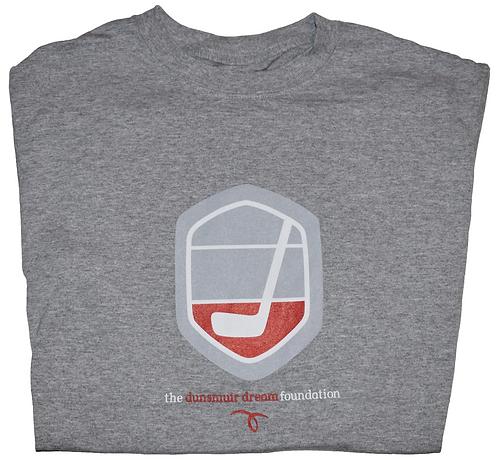 Dunsmuir Dream T-Shirt -Grey
