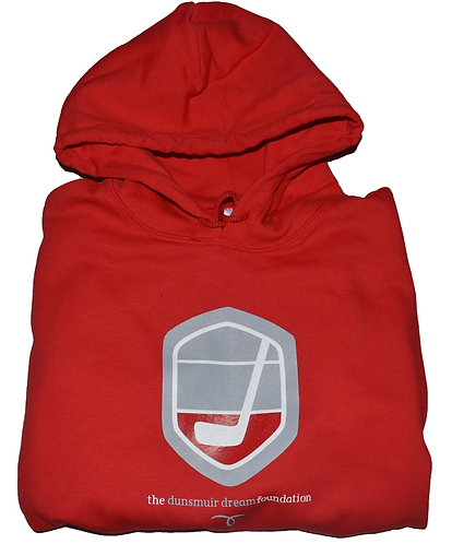 Dunsmuir Dream Pullover - Red