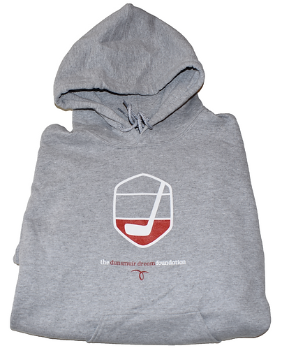 Dunsmuir Dream Pullover - Grey
