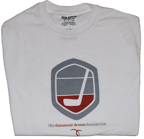Dunsmuir Dream T-Shirt - White
