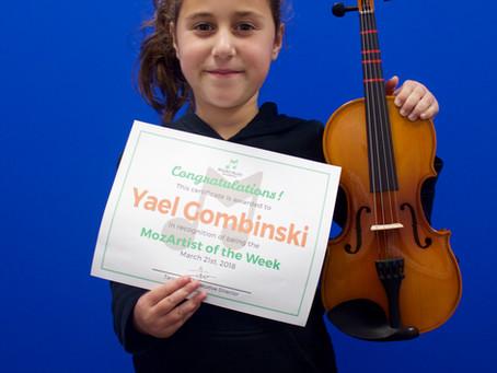 MozArtist of the Week - Yael