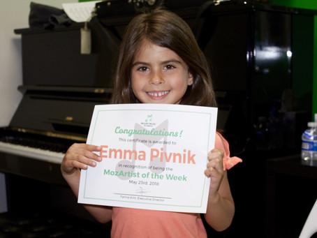 MozArtist of the Week - Emma