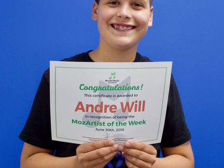 MozArtist of the Week - Andre