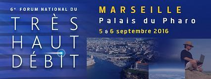 Forum THD 2016 Marseille