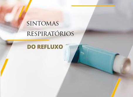 Sintomas respiratórios do Refluxo