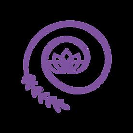 isologo_la salida violeta_transparente.p