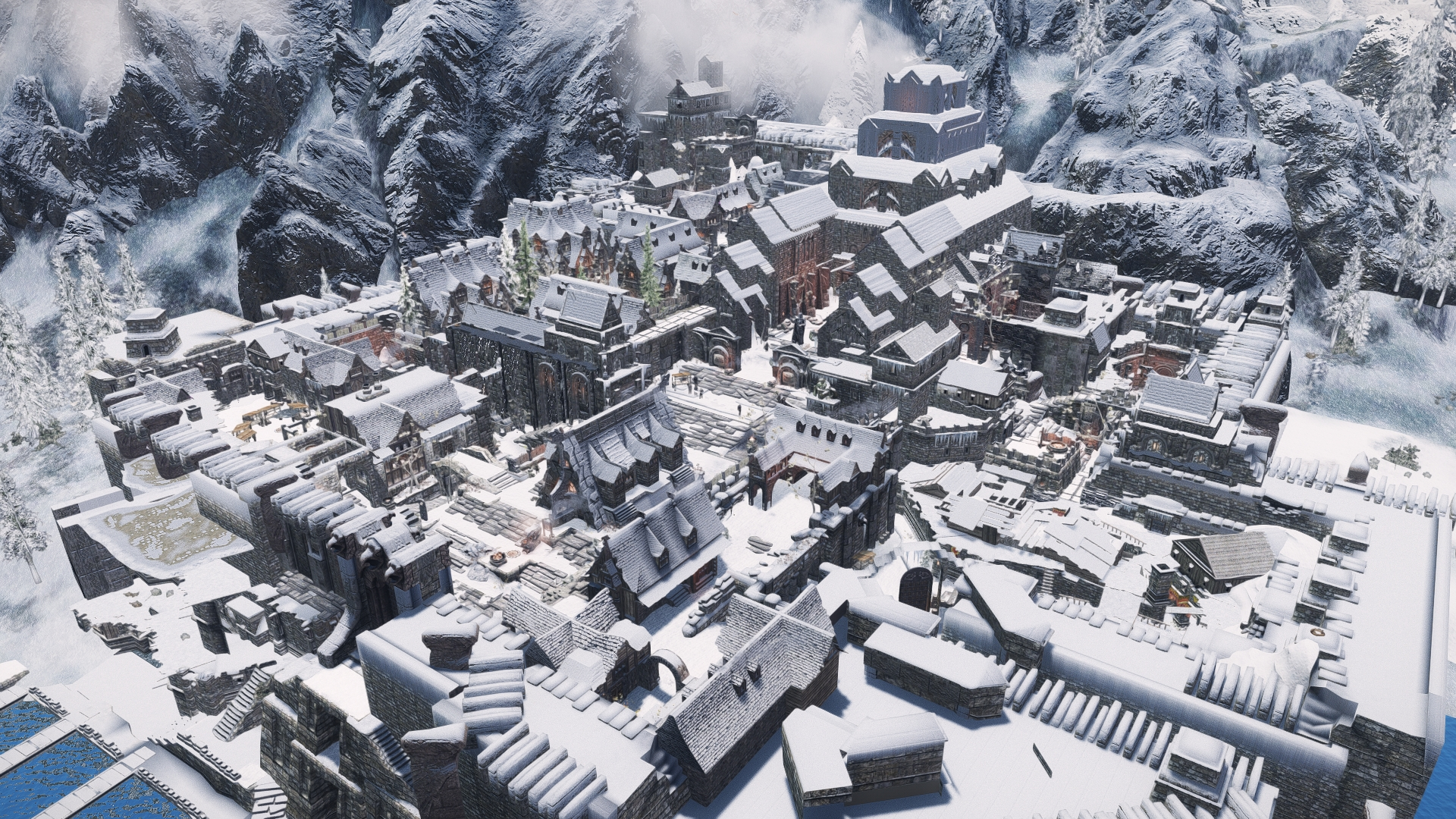 Capital Windhelm Expansion