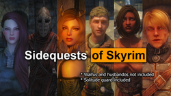 Sidequests of Skyrim