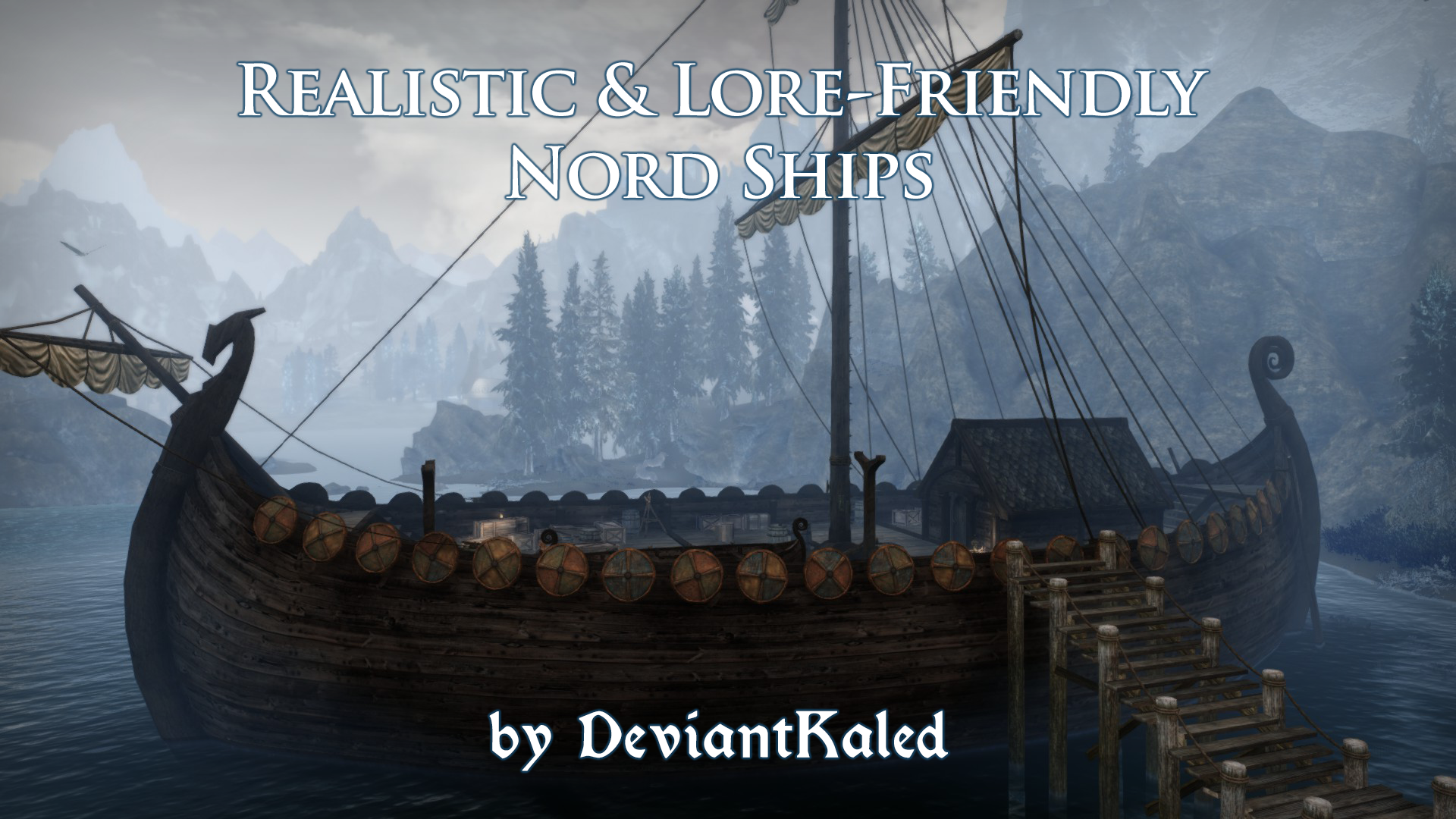 DK's Realistic and Lore-Friendly Nord Ships