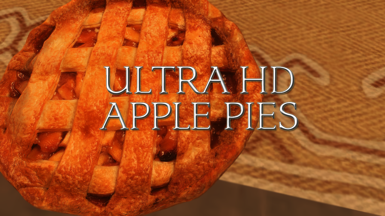 HD Apple Pies