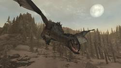 HD Serpentine Dragon and Mesh Fix