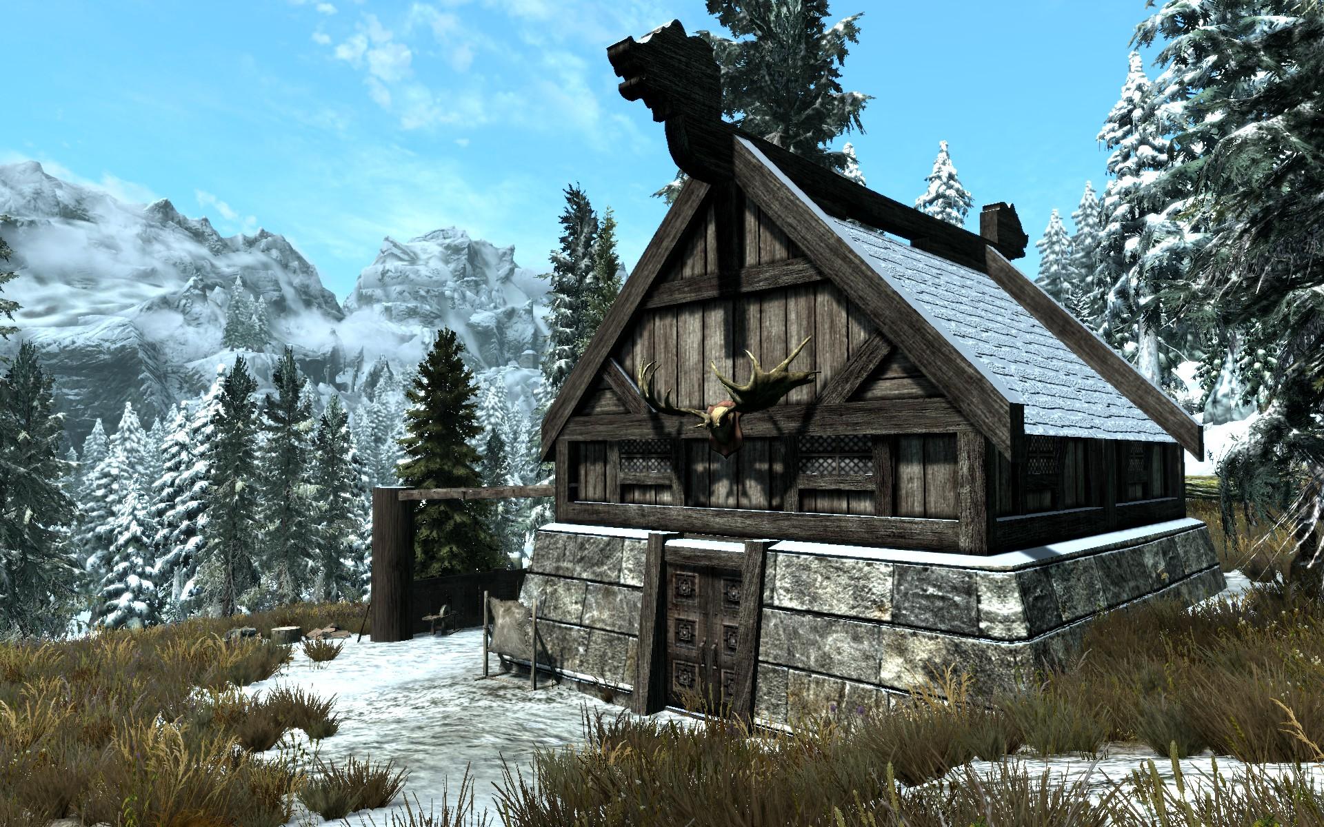 Warrior's Cabin