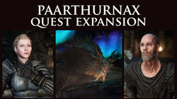 Paarthurnax - Quest Expansion