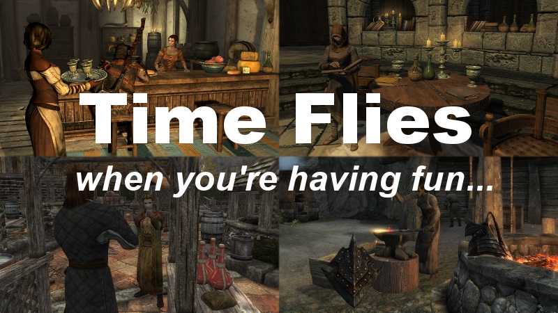 Time Flies SE