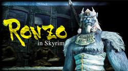Ronzo in Skyrim
