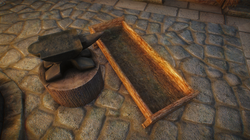 Animated Forge Water