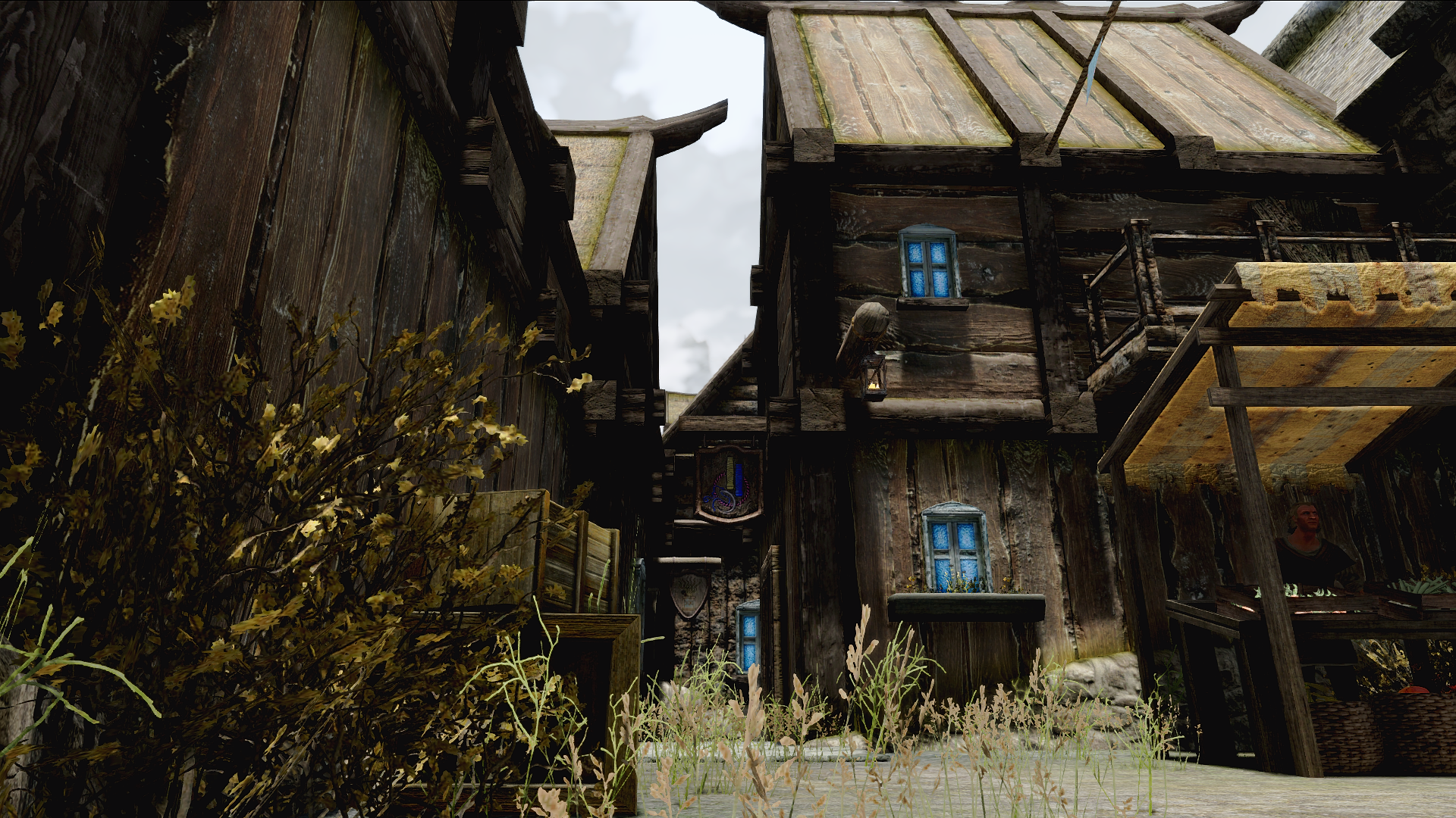 Shezrie's Old Hroldan Town
